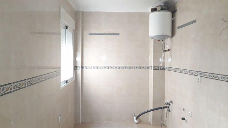 Piso en venta en Piso en la Torres de Cotillas, Murcia, 103.800 €, 3 habitaciones, 2 baños, 118 m2, Garaje