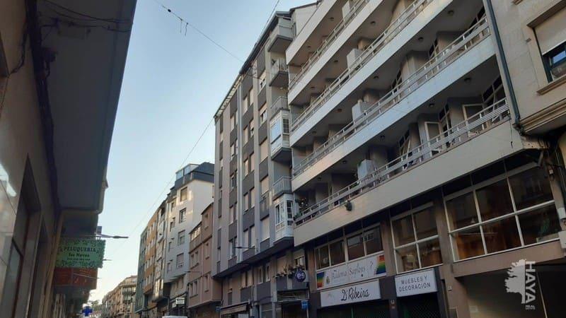 Piso en venta en Ribeira, A Coruña, Avenida Rosalia de Castro, 87.200 €, 3 habitaciones, 1 baño, 71 m2