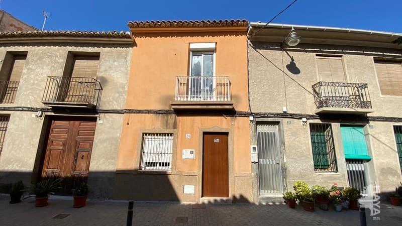 Casa en venta en Gialma, Mutxamel, Alicante, Calle Sant Antoni, 136.600 €, 2 habitaciones, 1 baño, 136 m2