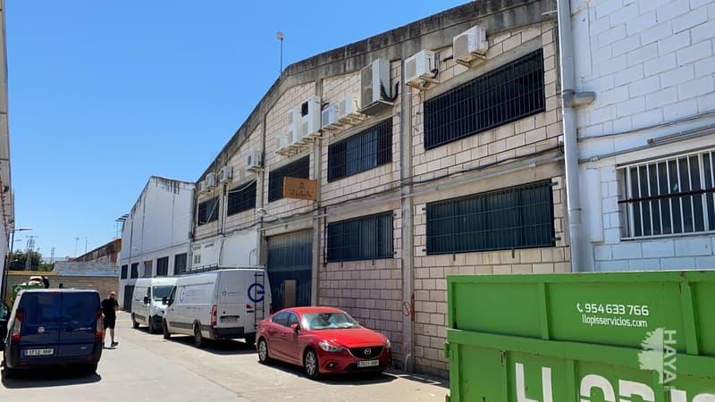 Industrial en venta en Distrito San Pablo-santa Justa, Sevilla, Sevilla, Avenida Montes Sierra, 253.000 €, 1100 m2