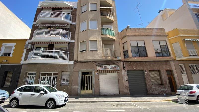 Piso en venta en Elche/elx, Alicante, Calle Jose Romero Lopez, 66.600 €, 3 habitaciones, 2 baños, 69 m2