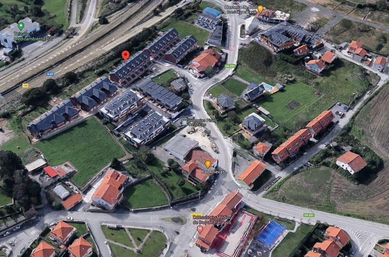 Piso en venta en Piso en Piélagos, Cantabria, 128.000 €, 2 habitaciones, 1 baño, 87 m2