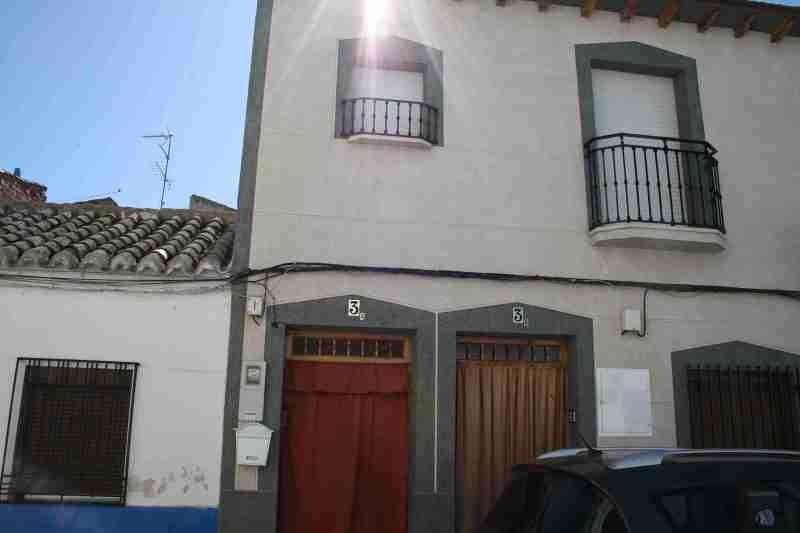 Casa en venta en Pozuelo de Calatrava, Ciudad Real, Calle Granada, 39.900 €, 3 habitaciones, 1 baño, 101 m2
