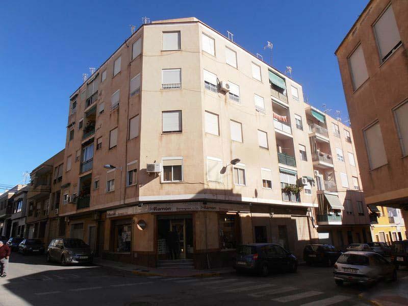 Piso en venta en Novelda, Novelda, Alicante, Calle Navas de Tolosa, 48.600 €, 3 habitaciones, 1 baño, 91 m2