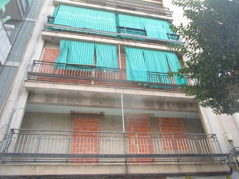Piso en venta en Gandia, Valencia, Calle Abat Sola, 66.200 €, 3 habitaciones, 1 baño, 144 m2