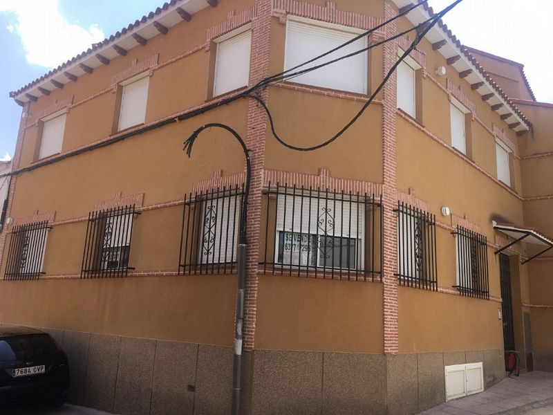 Piso en venta en Piso en Quismondo, Toledo, 40.600 €, 1 habitación, 1 baño, 64,17 m2