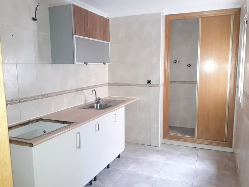 Piso en venta en Piso en San Javier, Murcia, 86.000 €, 2 habitaciones, 1 baño, 83 m2, Garaje