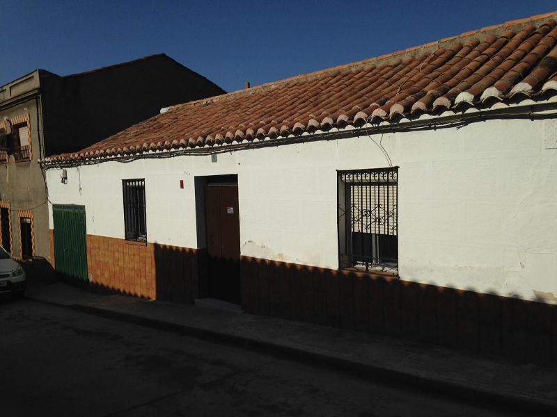 Piso en venta en Puertollano, Ciudad Real, Calle San Pedro, 55.000 €, 3 habitaciones, 1 baño, 165 m2