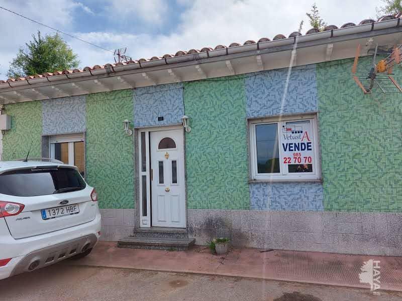 Casa en venta en La Reguera, Langreo, Asturias, Lugar Garganta, 55.400 €, 3 habitaciones, 1 baño, 70 m2