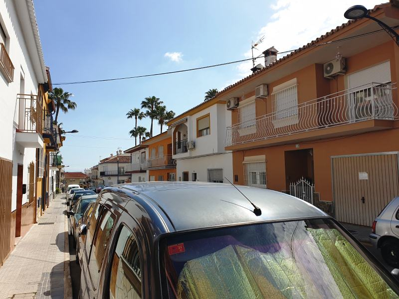 Piso en venta en Piso en Alhaurín de la Torre, Málaga, 102.500 €, 1 habitación, 1 baño, 53 m2