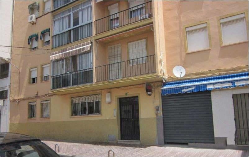 Piso en venta en San García, Algeciras, Cádiz, Calle Don Bosco, 56.200 €, 2 habitaciones, 1 baño, 85 m2