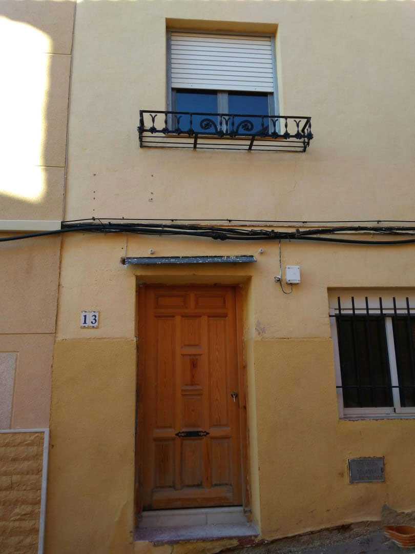 Casa en venta en Agost, Alicante/alacant, Alicante, Calle San Pedro, 62.400 €, 4 habitaciones, 2 baños, 122 m2