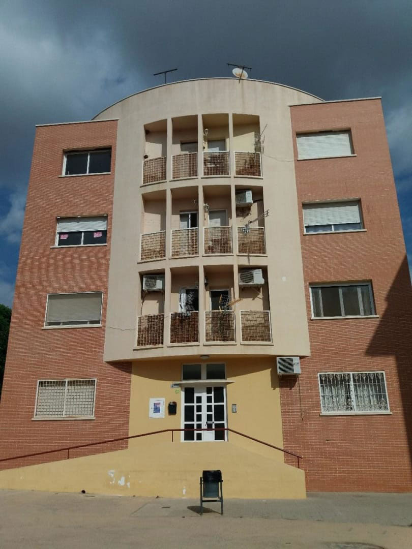 Piso en venta en Visiedo, Huércal de Almería, Almería, Calle Jacinto Benavente, 74.500 €, 2 habitaciones, 1 baño, 96 m2