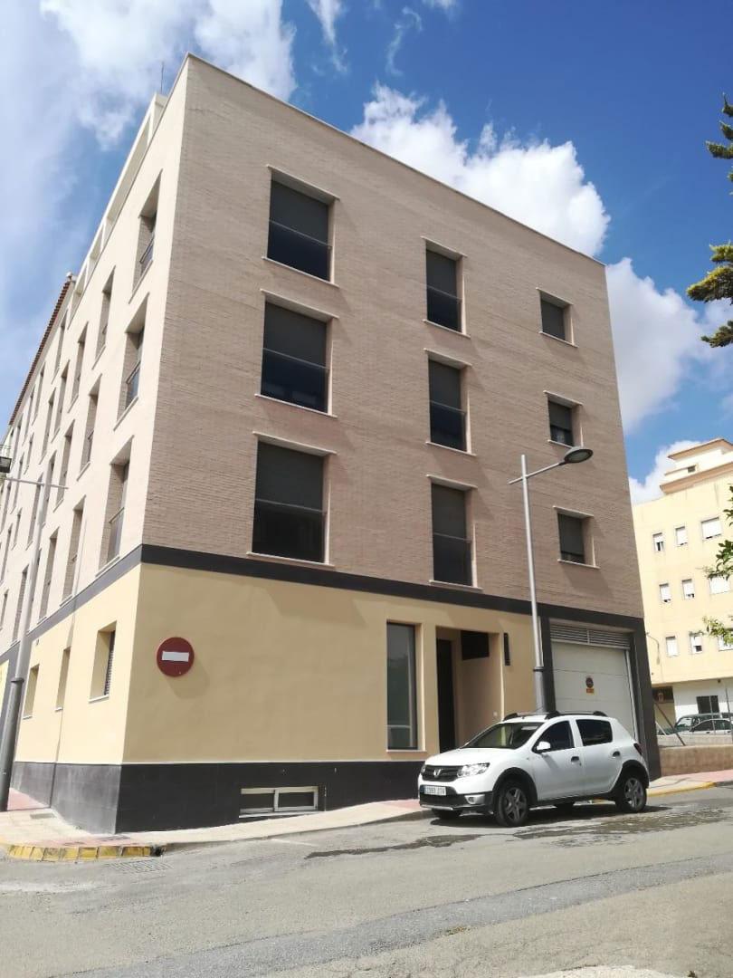 Piso en venta en Albox, Almería, Calle Huelva, 51.678 €, 2 habitaciones, 1 baño, 53 m2