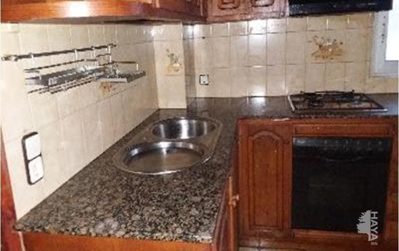 Piso en venta en Sant Feliu de Guíxols, Girona, Calle Miquel Suris, 100.800 €, 3 habitaciones, 1 baño, 104 m2