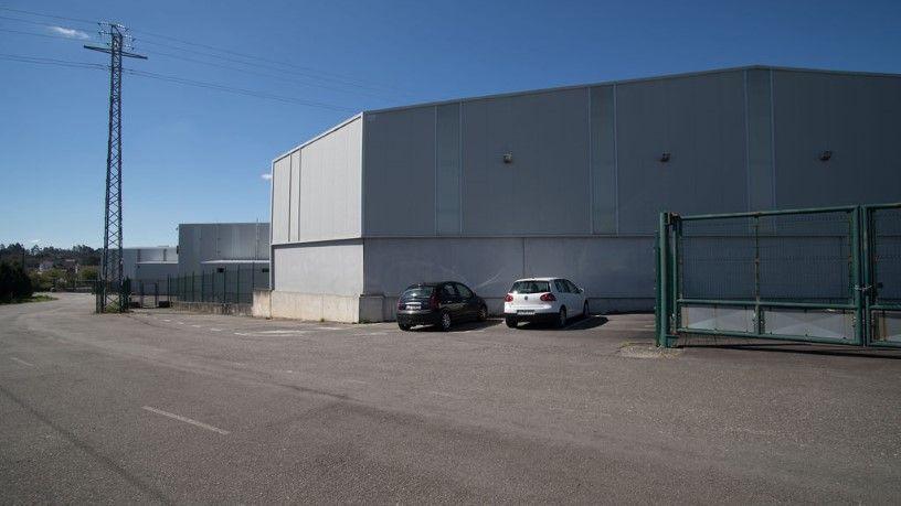 Industrial en venta en Industrial en Mugardos, A Coruña, 996.000 €, 5685 m2