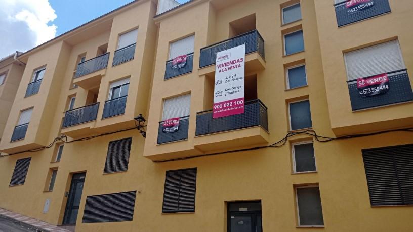 Piso en venta en Piso en los Villares, Jaén, 57.500 €, 1 baño, 62 m2