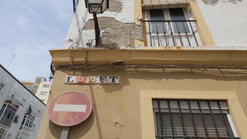 Piso en venta en Cádiz, Cádiz, Cádiz, Calle Lubet, 164.383 €, 2 habitaciones, 1 baño, 73 m2