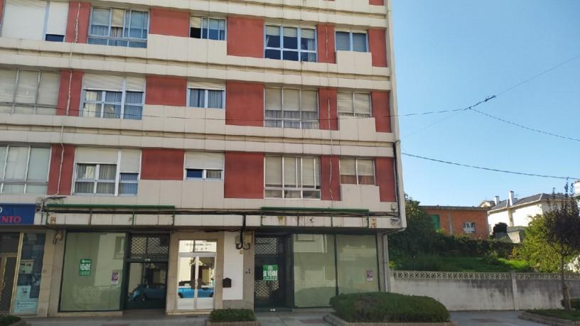 Piso en venta en Piso en Burela, Lugo, 95.500 €, 6 habitaciones, 2 baños, 134 m2