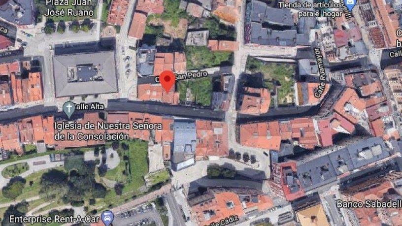 Suelo en venta en Santander, Cantabria, Calle Alta, 40.000 €, 104 m2