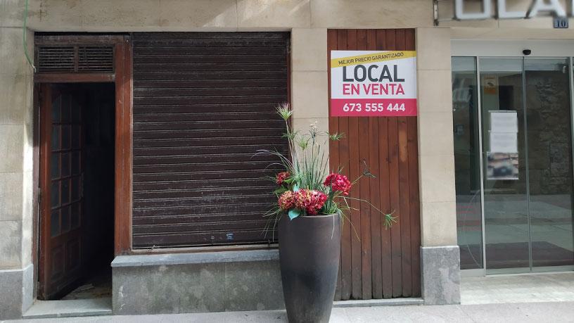 Local en venta en Zarautz, Guipúzcoa, Calle Ipar, 223.650 €, 202 m2