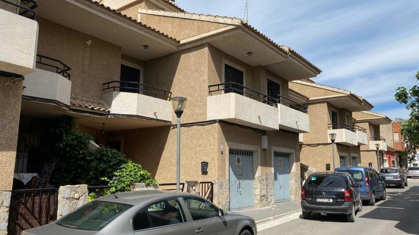 Casa en venta en Murcia, Murcia, Calle Libertad, 105.800 €, 4 habitaciones, 2 baños, 137 m2
