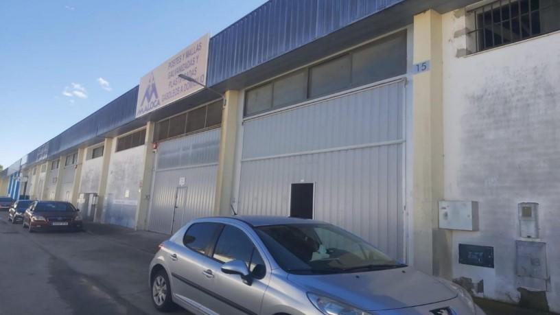 Industrial en venta en Jerez de la Frontera, Cádiz, Calle de Chipiona, 159.500 €, 574 m2