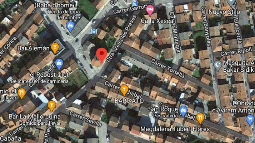 Piso en venta en Piso en Olot, Girona, 163.461 €, 1 habitación, 222 m2