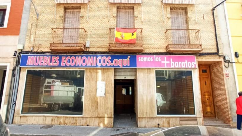 Local en venta en Daimiel, Ciudad Real, Calle Luis Ruiz Valdepeñas, 147.591 €, 353 m2