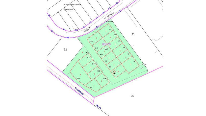 Industrial en venta en Dos Hermanas, Sevilla, Calle Datiles, 616.000 €, 276 m2