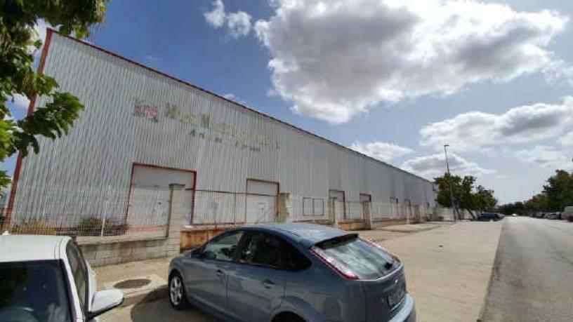 Industrial en venta en Guadalcacín, Jerez de la Frontera, Cádiz, Calle de la Agricultura, 508.000 €, 1258,66 m2