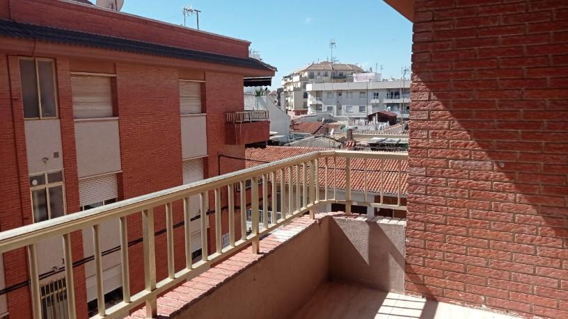 Piso en venta en Piso en San Pedro del Pinatar, Murcia, 57.500 €, 1 habitación, 1 baño, 92 m2
