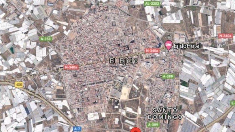 Suelo en venta en Pampanico, El Ejido, Almería, Calle Mejico, 135.600 €, 2870 m2
