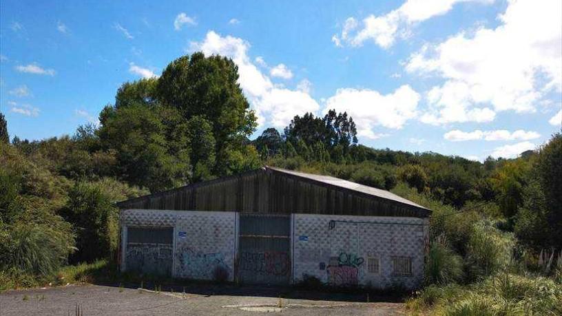 Industrial en venta en O Burgo, Culleredo, A Coruña, Calle Lugar Telva, 157.000 €, 1000 m2