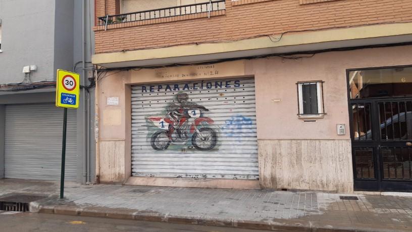 Local en venta en Benicalap, Valencia, Valencia, Calle Azucena, 86.300 €, 101 m2