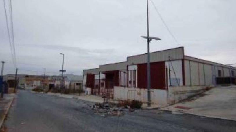 Industrial en venta en Fuensantilla, Cieza, Murcia, Calle Blanca Martinez Montiel, 65.000 €, 240 m2