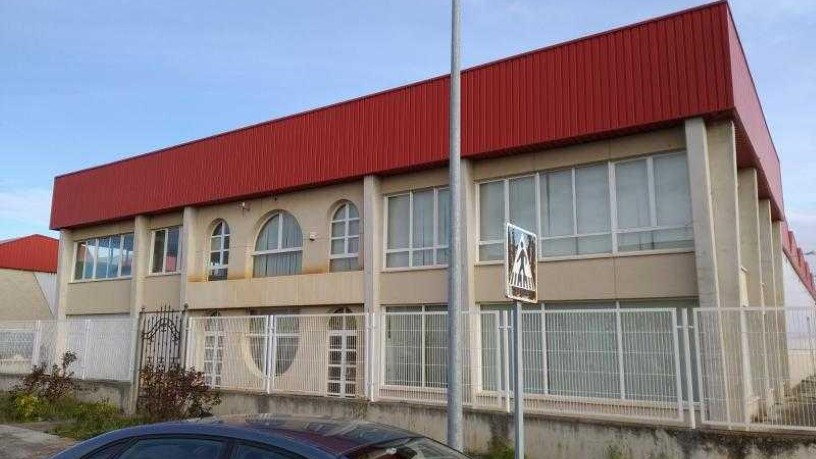 Industrial en venta en Santo Domingo de la Calzada, La Rioja, Avenida Poligono San Lazaro, 894.000 €, 3 m2