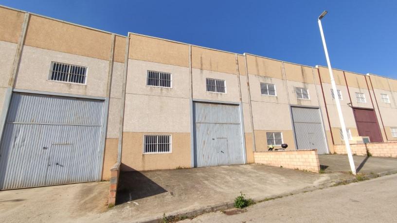 Industrial en venta en Alcalá de los Gazules, Alcalá de los Gazules, Cádiz, Calle Palmosa, 156.400 €, 585 m2