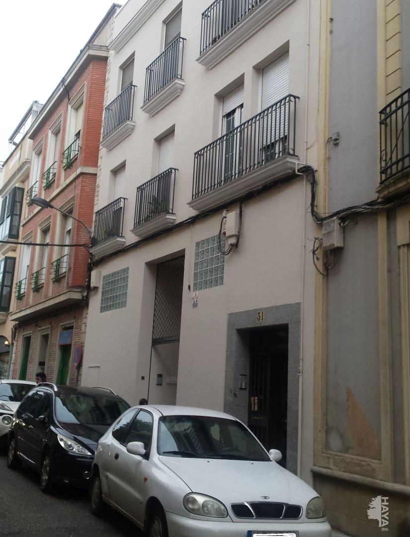 Piso en venta en Casco Antiguo, Badajoz, Badajoz, Calle Vasco Nuñez, 199.222 €, 4 habitaciones, 2 baños, 6 m2