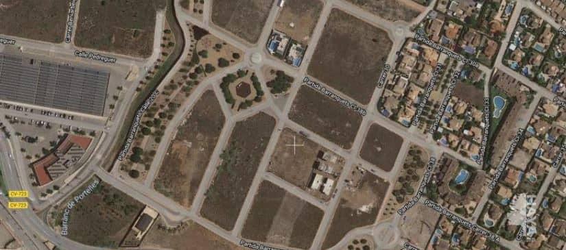 Suelo en venta en Els Poblets, Alicante, Calle Partida Plan Parcial Sector 6b, 310.000 €