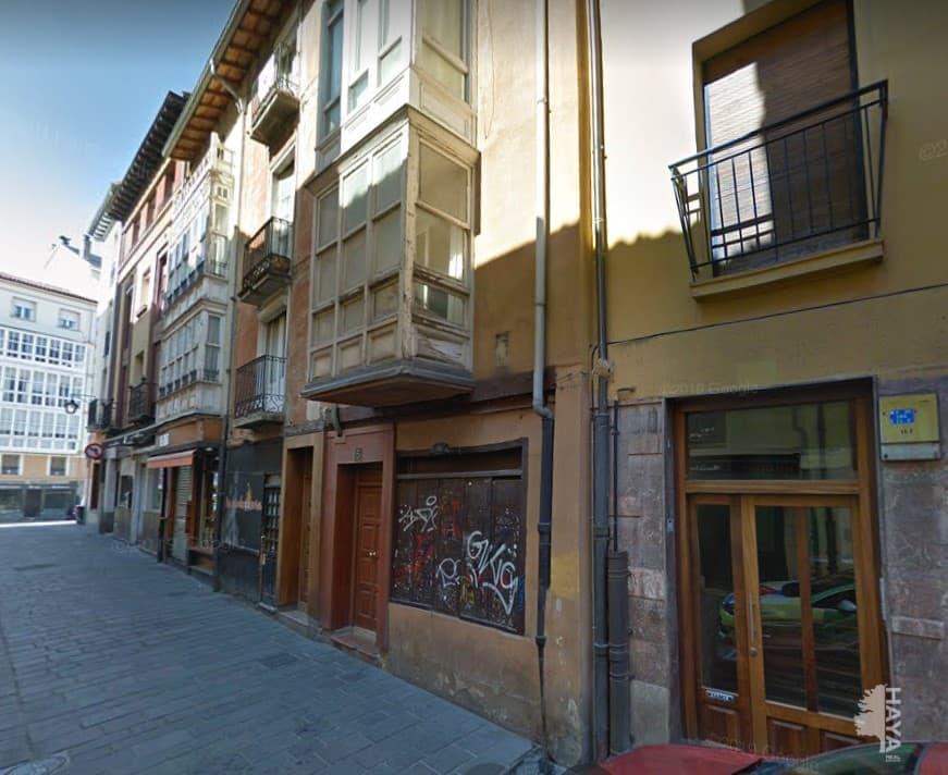 Piso en venta en Alde Zaharra/casco Viejo, Vitoria-gasteiz, Álava, Calle Pintoreria, 102.400 €, 3 habitaciones, 1 baño, 54 m2
