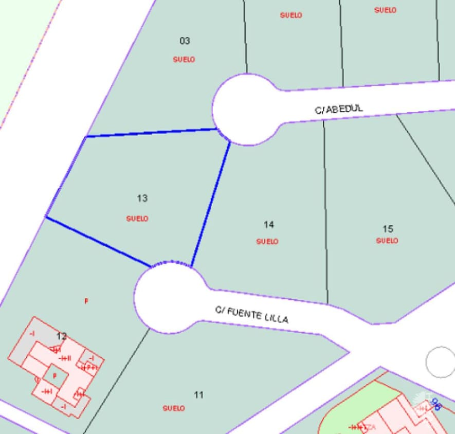Suelo en venta en Sojuela, Sojuela, La Rioja, Calle Solcampo, 56.800 €, 1218 m2