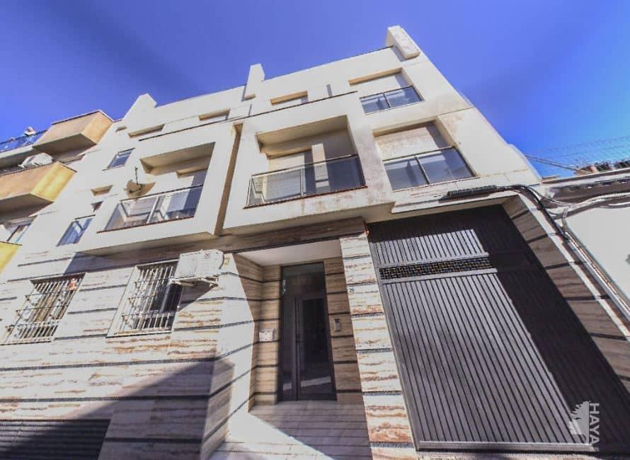 Piso en venta en Los Depósitos, Roquetas de Mar, Almería, Calle Palmeras (las), 130.200 €, 3 habitaciones, 2 baños, 106 m2