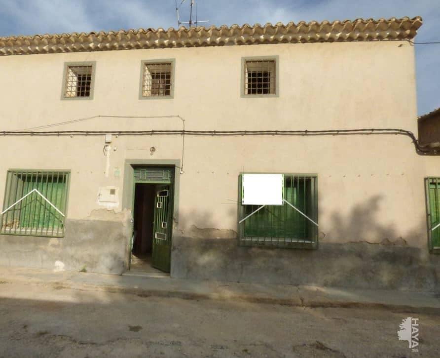 Casa en venta en Monóvar/monòver, Alicante, Calle Partida Canayades Den Cirus, 60.700 €, 4 habitaciones, 1 baño, 347 m2
