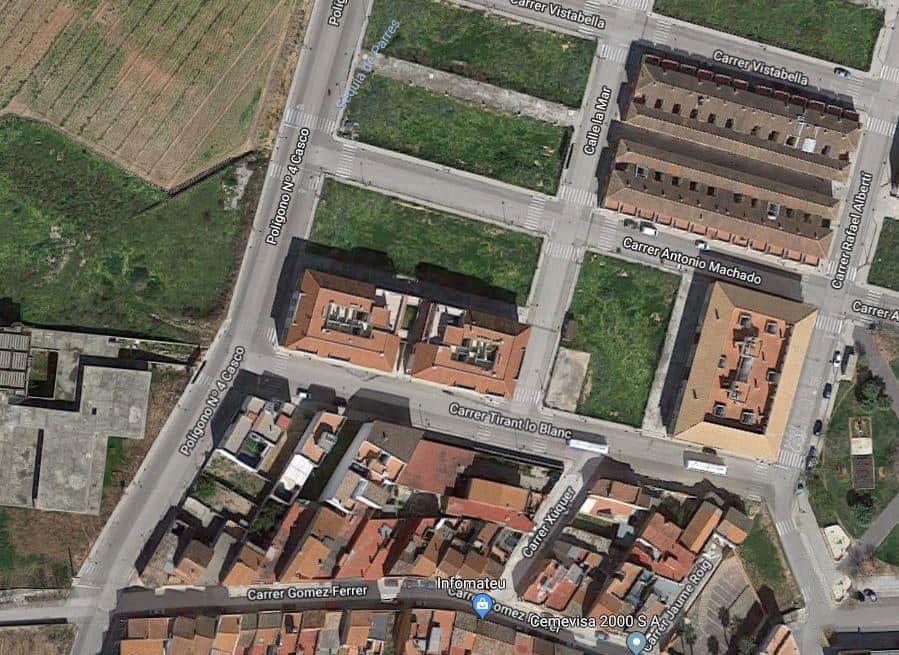 Suelo en venta en Suelo en la Pobla Llarga, Valencia, 396.969 €, 1513 m2