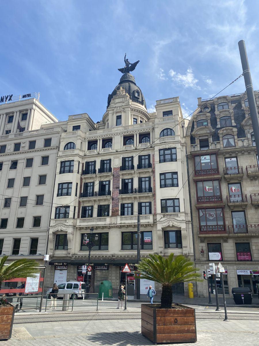 Oficina en venta en Bilbao, Vizcaya, Calle Arenal, 223.000 €, 72 m2