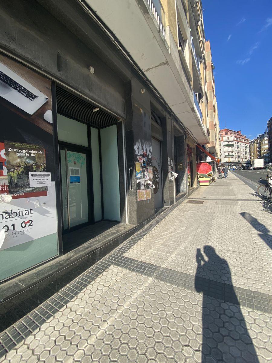 Local en venta en Egia, Donostia-san Sebastián, Guipúzcoa, Calle Egia, 342.000 €, 191 m2