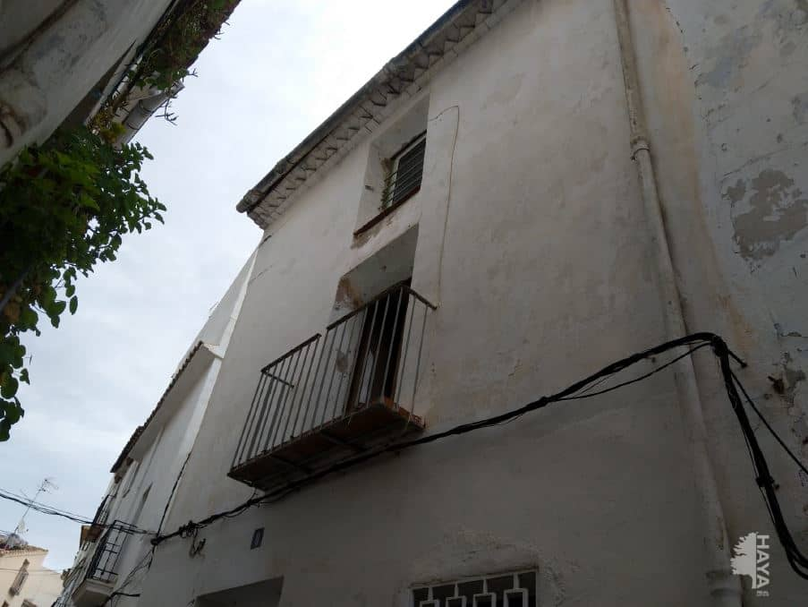 Casa en venta en Monteblanco, Onda, Castellón, Calle Virgen de la Esperanza, 60.100 €, 1 baño, 141 m2
