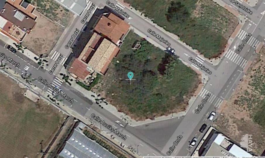 Suelo en venta en El Grao, Moncofa, Castellón, Calle Doctor Fleming Manzana, 460.000 €, 10 m2