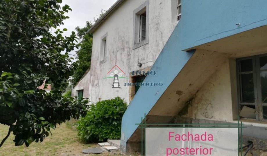 Casa en venta en Casa en Narón, A Coruña, 95.000 €, 4 habitaciones, 1 baño, 229 m2